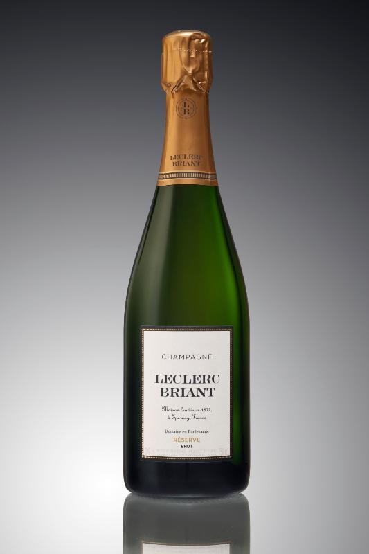champagne lerclerc briant brut reserve ba 2013 6 bouteilles. Black Bedroom Furniture Sets. Home Design Ideas