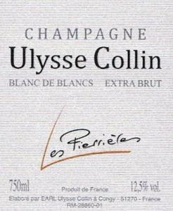 CHAMPAGNE ULYSSE COLLIN LES PIERRIERES 13