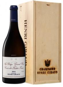 HENRI GIRAUD COTEAUX CHAMPENOIS  AY ROUGE GRAND 2016