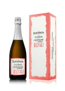 CHAMPAGNE LOUIS ROEDERER STARCK ROSE 2012