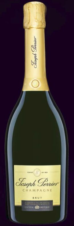 CHAMPAGNE JOSEPH PERRIER CUVEE ROYALE DEMI BOUTEILLE