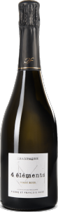 CHAMPAGNE HURE FRERE 4 ELEMENTS PINOT NOIR