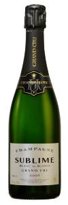 CHAMPAGNE LE MESNIL SUBLIME 2009