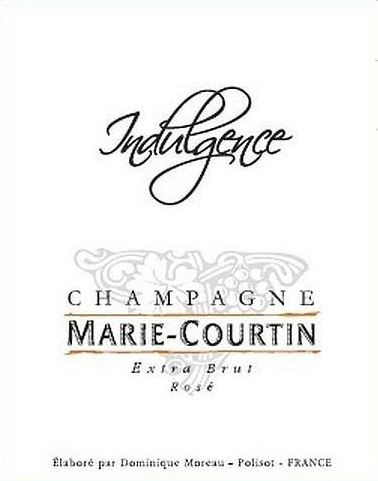 CHAMPAGNE MARIE COURTIN INDULGENCE