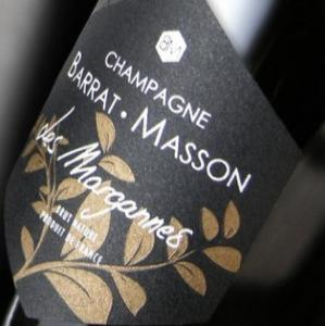 CHAMPAGNE BARRAT MASSON LES MARGANNES BRUT NATURE