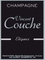 CHAMPAGNE VINCENT COUCHE ELEGANCE EXTRA BRUT